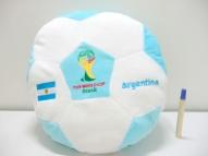 boneka piala dunia brazil 2014